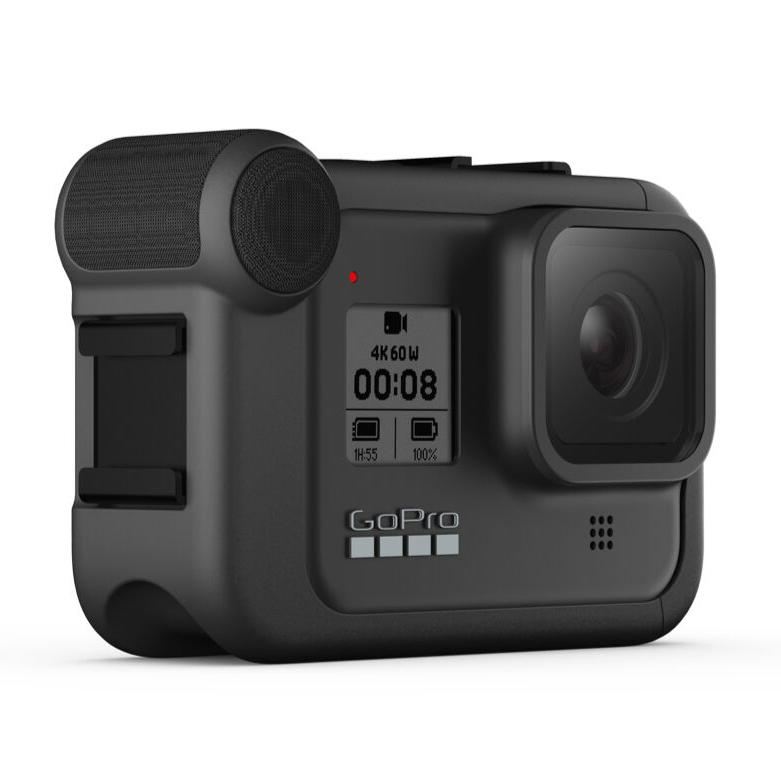 GoPro Hero 8 Media Mod (Shotgun Mic & Cold Shoe)