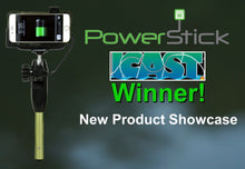 "POWERStick-10"" with GoPro Kit [GoPro Mount & Locking Collar]: Plugs in Boats NavLight Port. [iCAST WINNER!] Order Now & SAVE 52%! with $44 worth of FREE Stuff! (POWERCord-12"" & YOLOtek Truck/Boat Decal)"