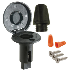 "Kayak 10"" Powered GoPro Mount + Light Kit"