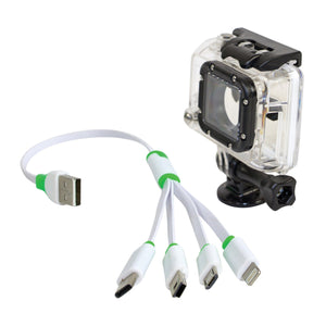 "POWERKit-12"" (Includes GoPro POWERCase & POWERCord-12"")"
