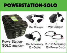 POWERStation-SOLO (Power Bank and Truck/Boat Decal)
