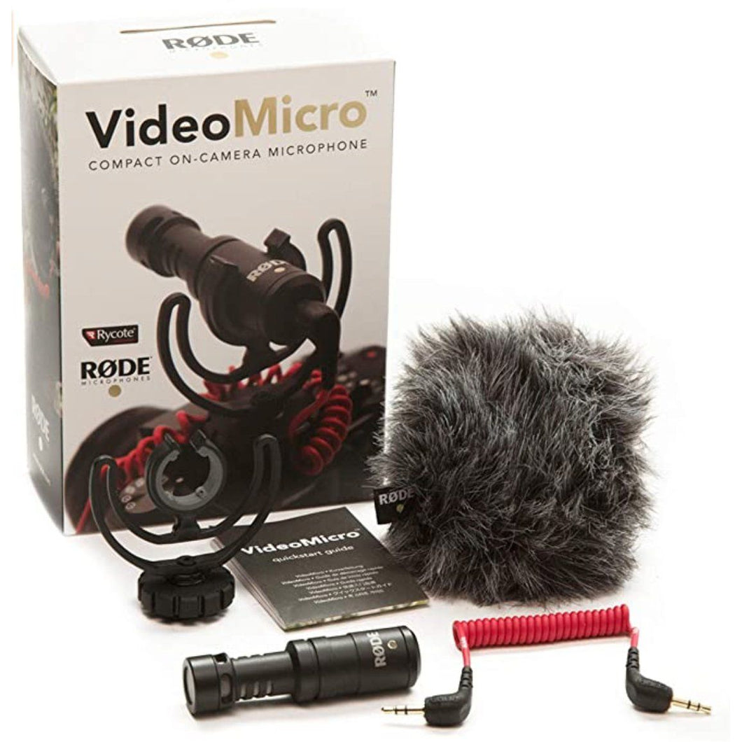 Rode Video/Micro Wired Mic