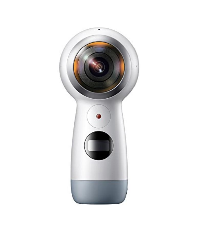 Samsung Gear 360: Capture 360 degrees of Video of Your Adventures!