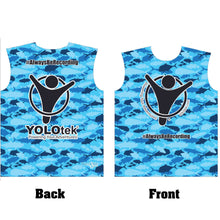 YOLOtek Dry Fit Shirt BLUE