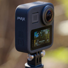 GoPro Hero Max (Shoots in 360 and standard, best of both worlds)