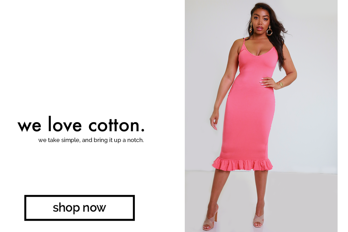 Shop The Latest Trends In Missy & Plus Size Clothing! – REBDOLLS
