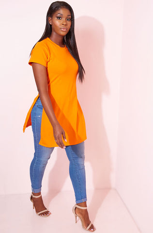 "Rebdolls ""Like I Do"" Oversized Top"