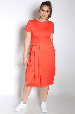 "Grisel. ""Meadows"" Flare Dress - Final Sale Clearance"