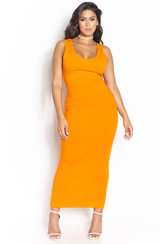"Rebdolls ""Legendary Chick"" Cutout Midi Dress - Final Sale Clearance"