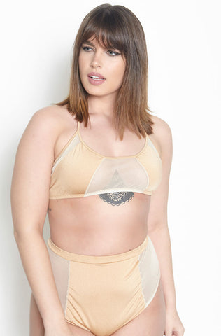 "Rebdolls ""Gone Fishing"" Bikini Swim Bottom - FINAL SALE CLEARANCE"