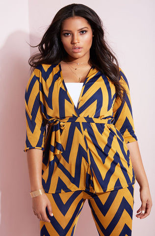 "Rebdolls ""Sometimes"" Sleeveless Duster"