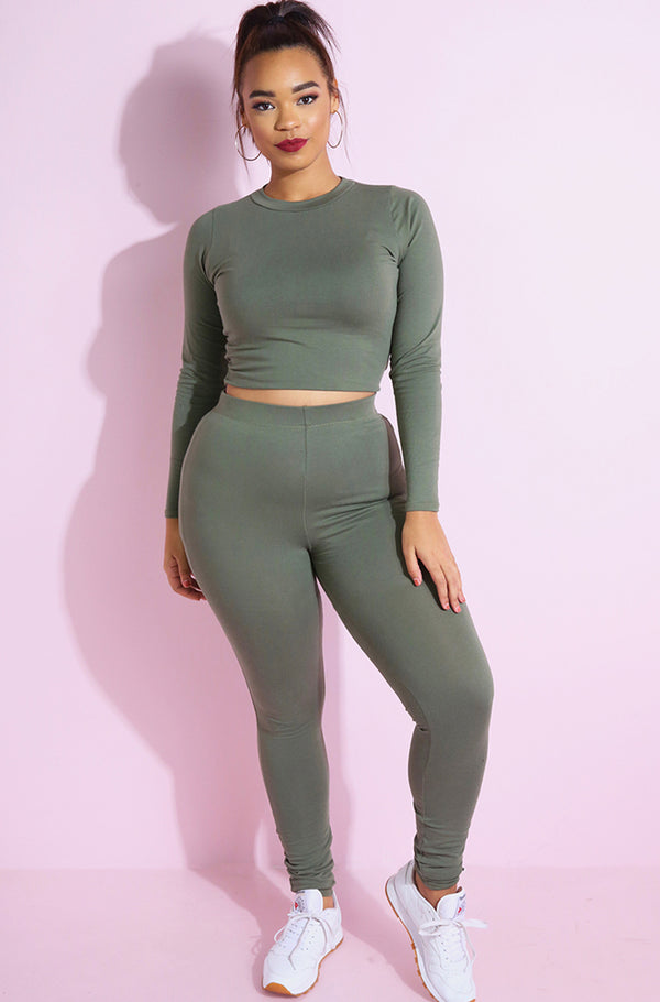 "Rebdolls ""OTW"" High Waist Leggings"