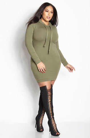 "Rebdolls ""Geometrics"" Strappy Midi Dress"