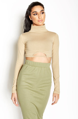 "Rebdolls ""Freedom"" Oversized Crop Top"