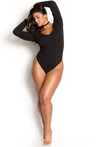 "Rebdolls ""Forever Young"" Elbow length Bodysuit"