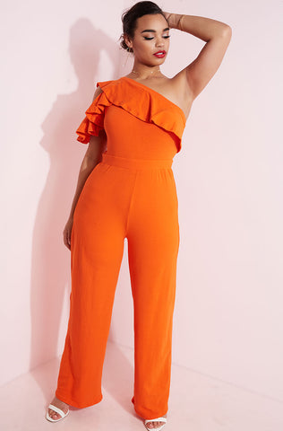 "Rebdolls ""Zip It"" Long Sleeve Jumpsuit"