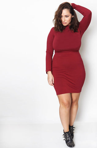 "Rebdolls ""Sweet Paradise"" Textured Midi Dress - Final Sale Clearance"