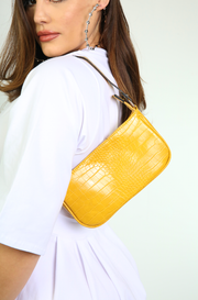 Mustard 90's Shoulder Bag