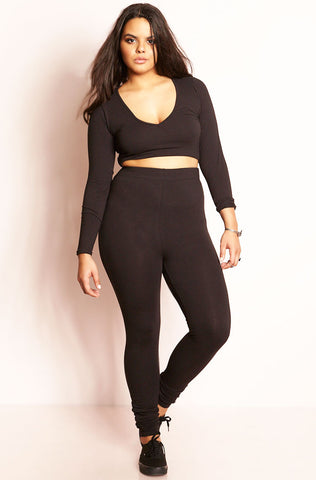 "Rebdolls ""Love Me Now"" Two Piece Legging Set"
