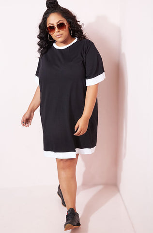 "Rebdolls ""Confessions"" Halter Mini Skater Dress With Pockets- FINAL SALE"