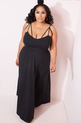 "Rebdolls ""In The Wind"" Laced Maxi Skirt"