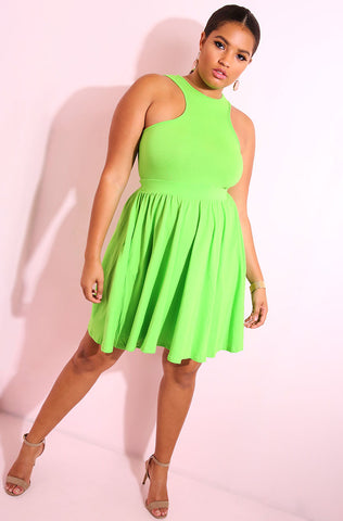 "Rebdolls ""All In"" Short Sleeve Midi Dress- FINAL SALE"
