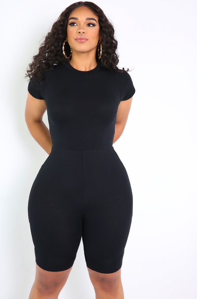 "Rebdolls ""Jump Right In"" Bermuda Jumper"