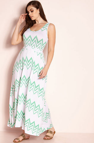 "Rebdolls ""This I Know"" Tank Style Midi Dress"