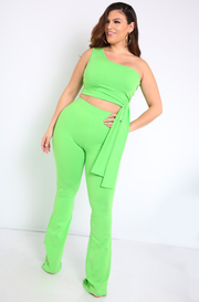 "Rebdolls ""London"" Bell Bottom Pants"