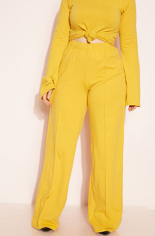 "Rebdolls ""Truth Is"" Pleated Pant"