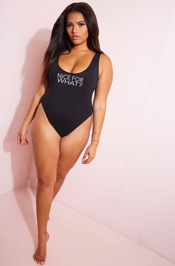Black Nice For what black bodysuit plus sizes