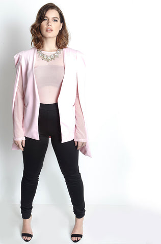 "Rebdolls ""Freestyle"" Satin Bomber"