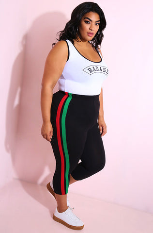 "Rebdolls ""Sweet Nothings"" Squared Neckline Crop Top"