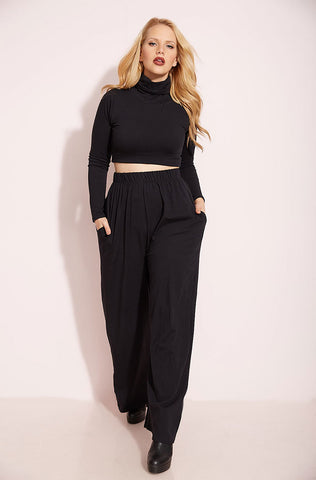 "Rebdolls ""Play Your Part"" Palazzo Pant"