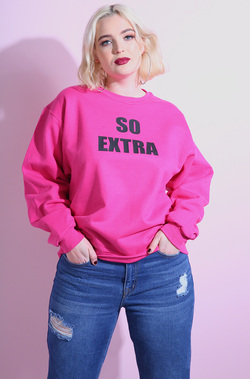"Rebdolls ""So Extra"" Sweatshirt"