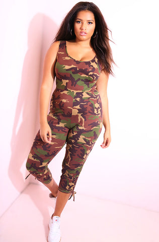 "Rebdolls ""Bae"" High Thigh Tank Bodysuit FINAL SALE"