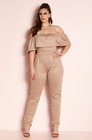 "Rebdolls ""Work It"" Bellbottom Jumpsuit"