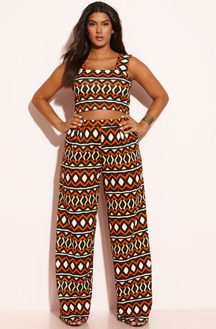 "Rebdolls ""All Good"" Printed Two Piece Set"