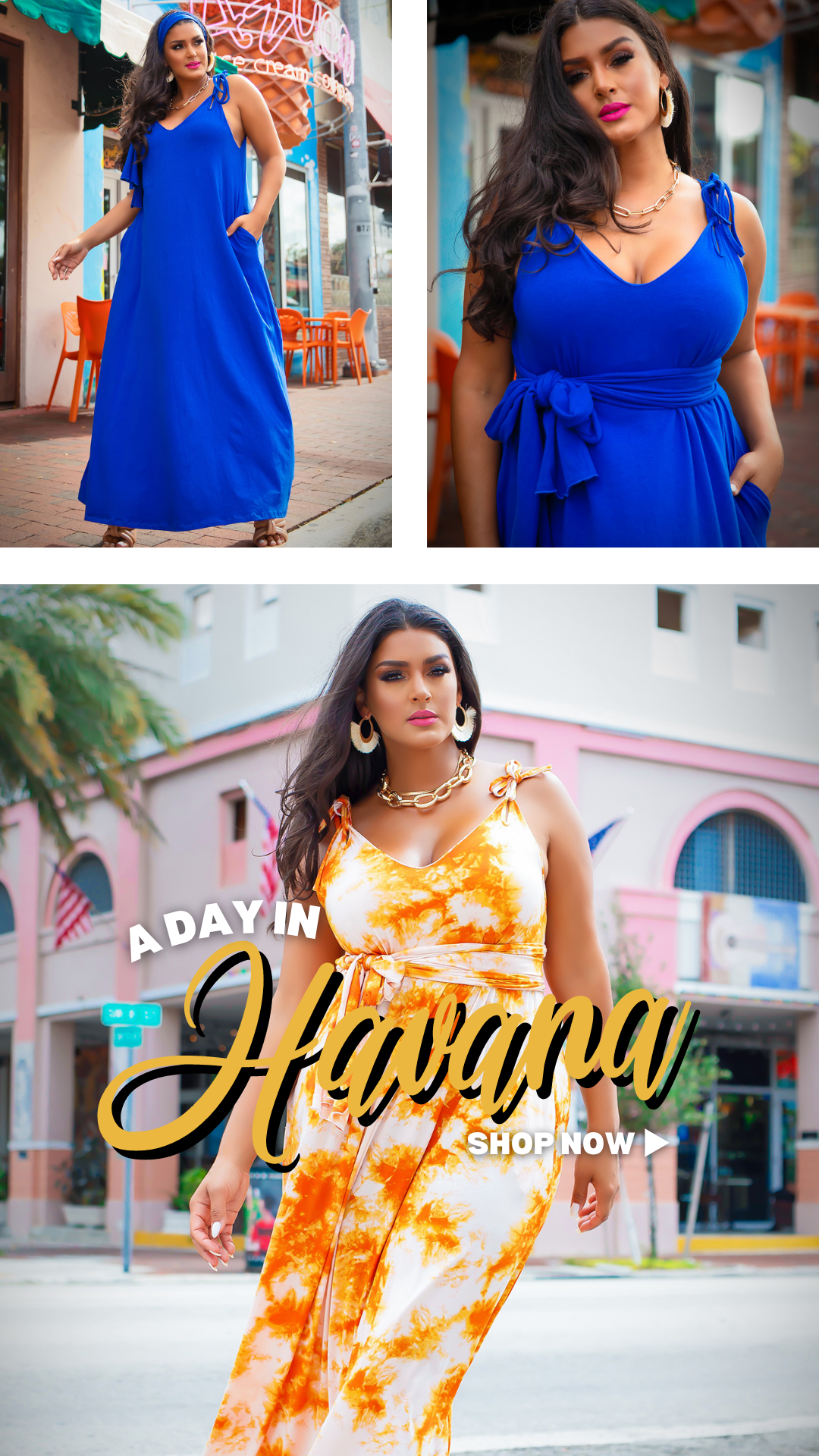 Rebdolls Plus Size Spring/Summer Clothes