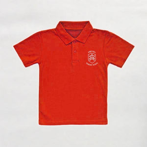 Abbeyhill Primary School - Red Polo Shirt