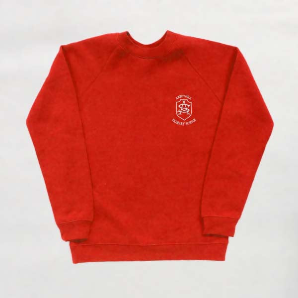 Abbeyhill Primary School - Primary 7s Red Sweatshirt