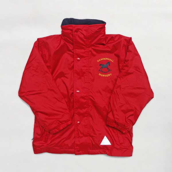 Danderhall Nursery - Reversible Jacket