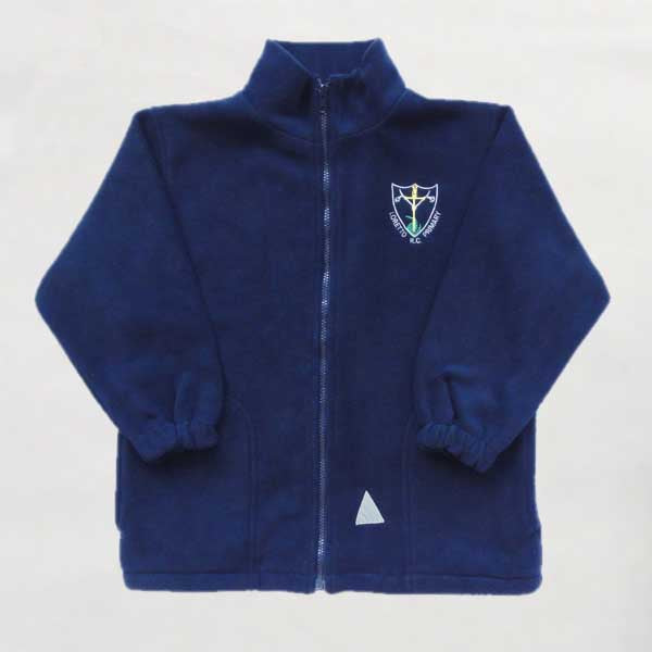 Loretto R.C. Primary School - Fleece Jacket