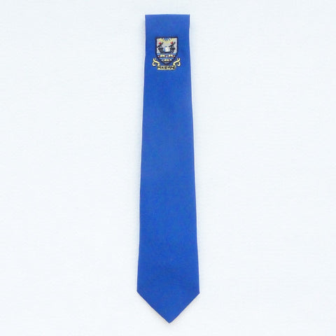 Leith Academy - Royal Blue Tie