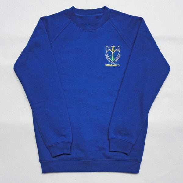 Loretto R.C. Primary School - Primary 7s Sweatshirt
