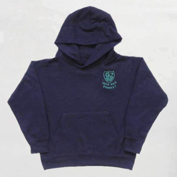 Leith Walk Primary School P7 Hooded Sweatshirt