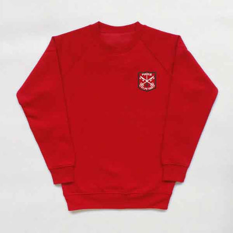 Pinkie St Peters Primary School - Sweatshirt