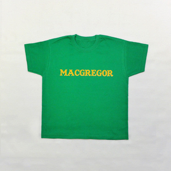 Windygoul Primary School - House T-Shirt MacGregor