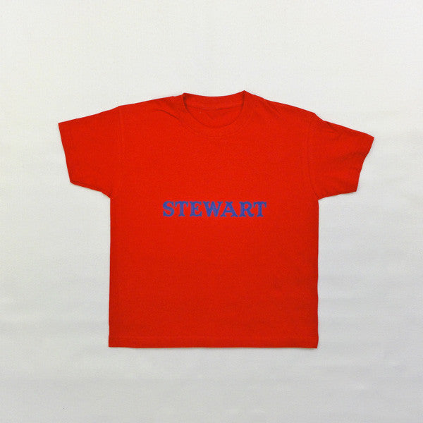 Windygoul Primary School - House T-Shirt Stewart