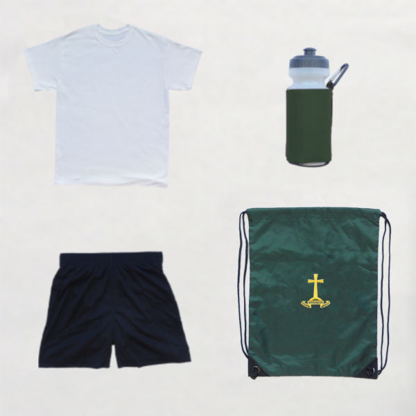 Holy Cross Primary School - Gym Kit